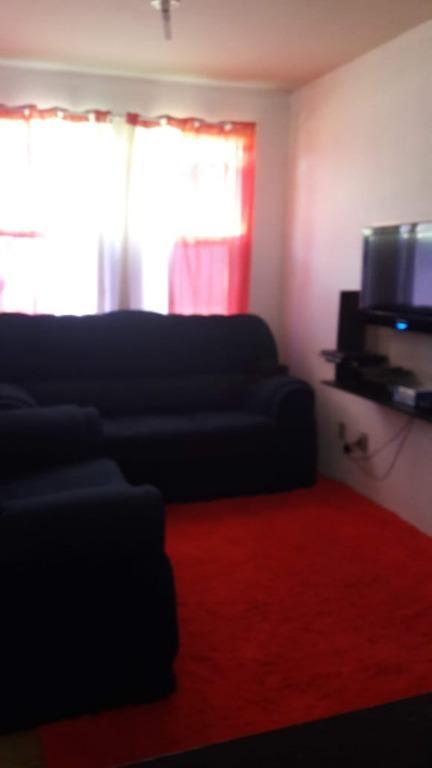 Apartamento com 3 dormitórios à venda, 53 m² por R$ 125.000,00 - Parque do Mirante - Uberaba/MG