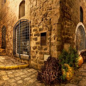 Old Yaffo Tel Aviv by Jojo Valerio  - Buildings & Architecture Public & Historical ( buildings, historical, architecture, public )