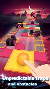 APK Game Rolling Sky for iOS