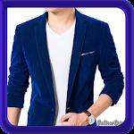 Men Simple Shirt Suit Fashion Icon