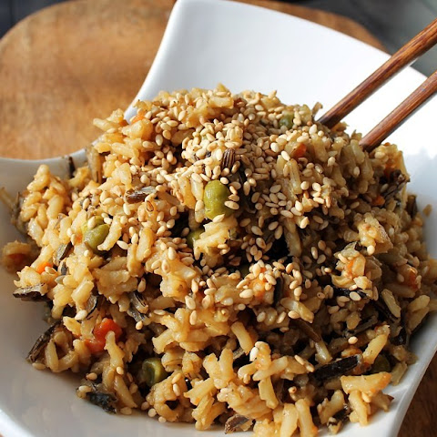 Low-Fat Unfried Rice