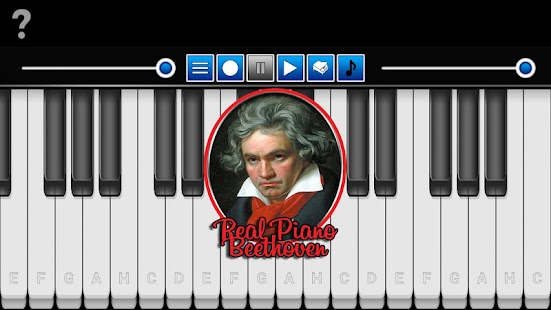 Real Piano Beethoven - screenshot