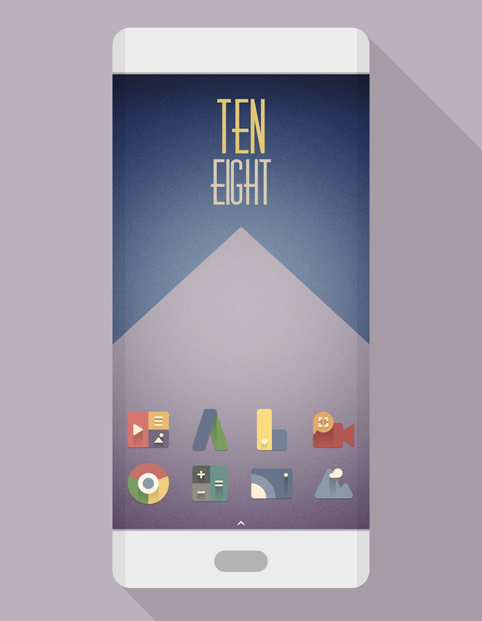 MINIMALE VINTAGE Icon Pack Screenshot 0