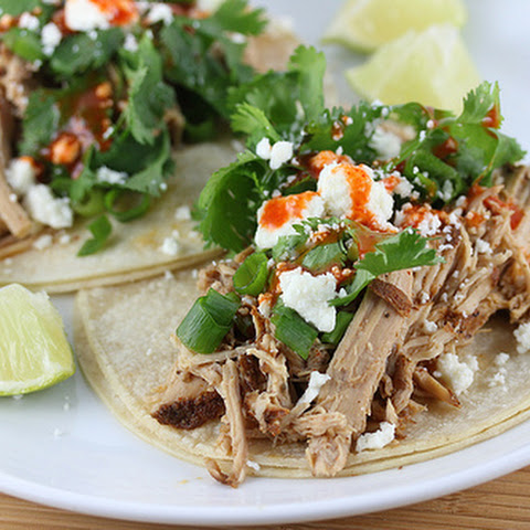 Shredded Pork for Tacos