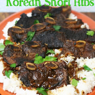 Slow Cooker Korean BBQ