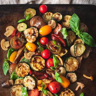 Warm Zucchini Salad Recipes