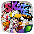 Skate GO Keyboard Theme APK for Bluestacks