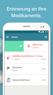 MyTherapy Tabletten Erinnerung Screenshot