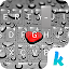 Download Heart Droplet Kika Keyboard APK