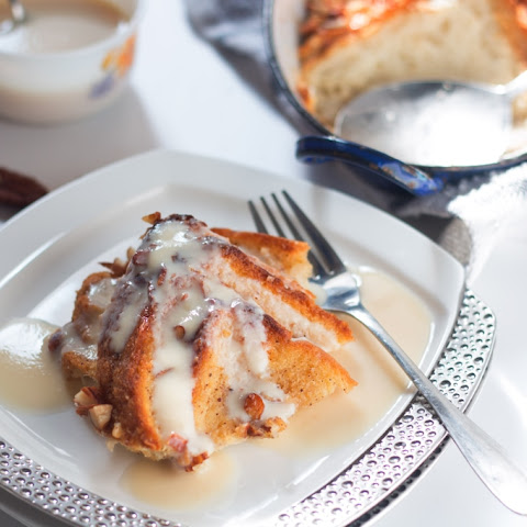 Easy Make-Ahead Cinnamon Bread Pudding