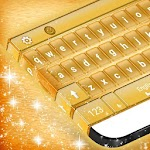 Keyboard Themes Gold 1.181.1.84 Apk