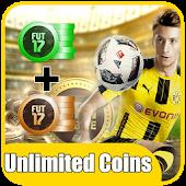 Coins for fifa soccer mobile Prank