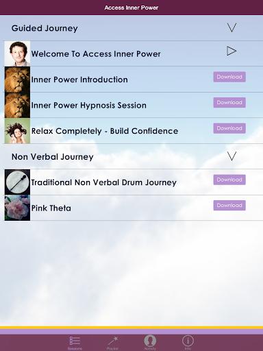 Access Inner Power - screenshot