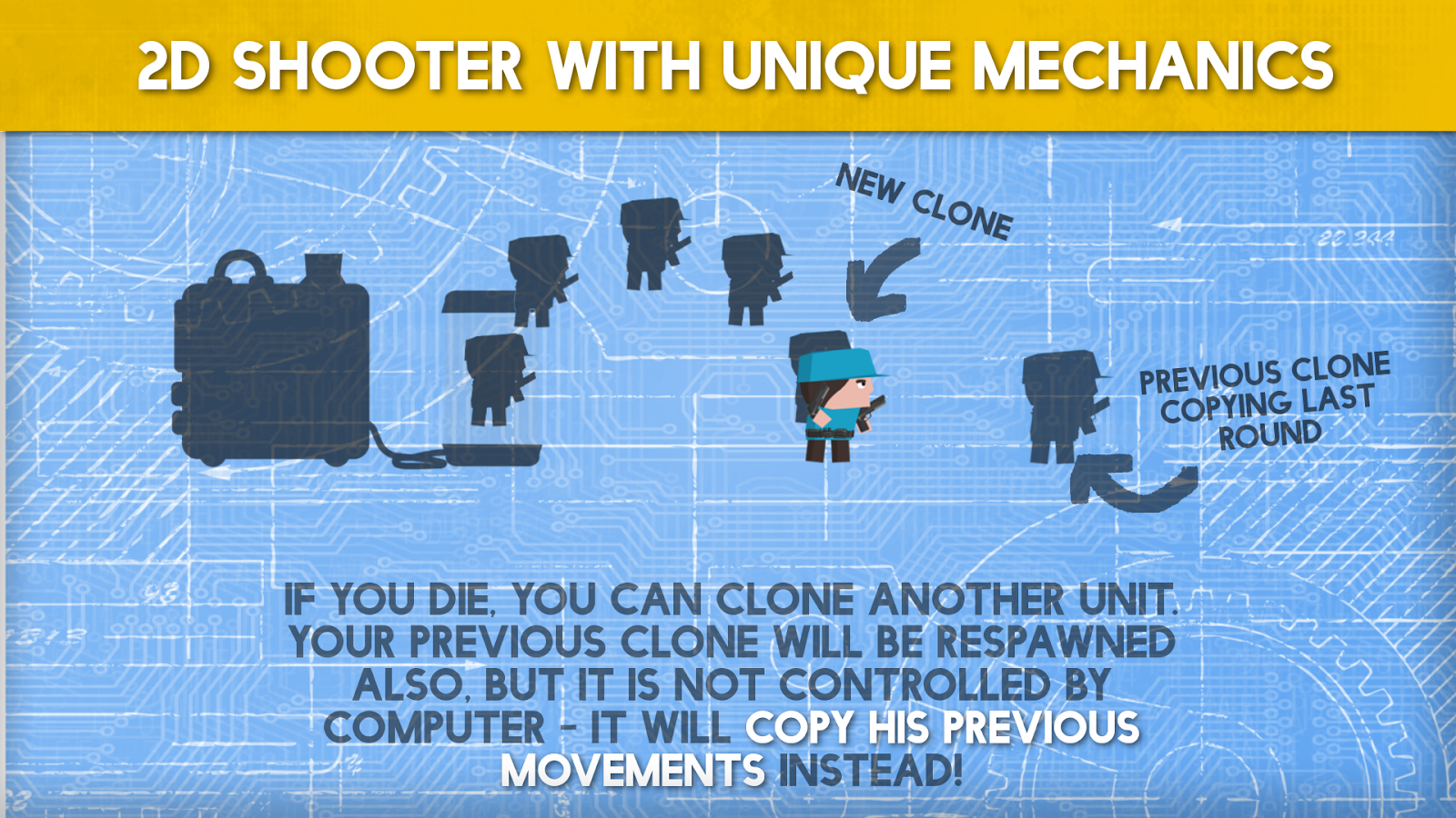 Clone Armies Screenshot 4