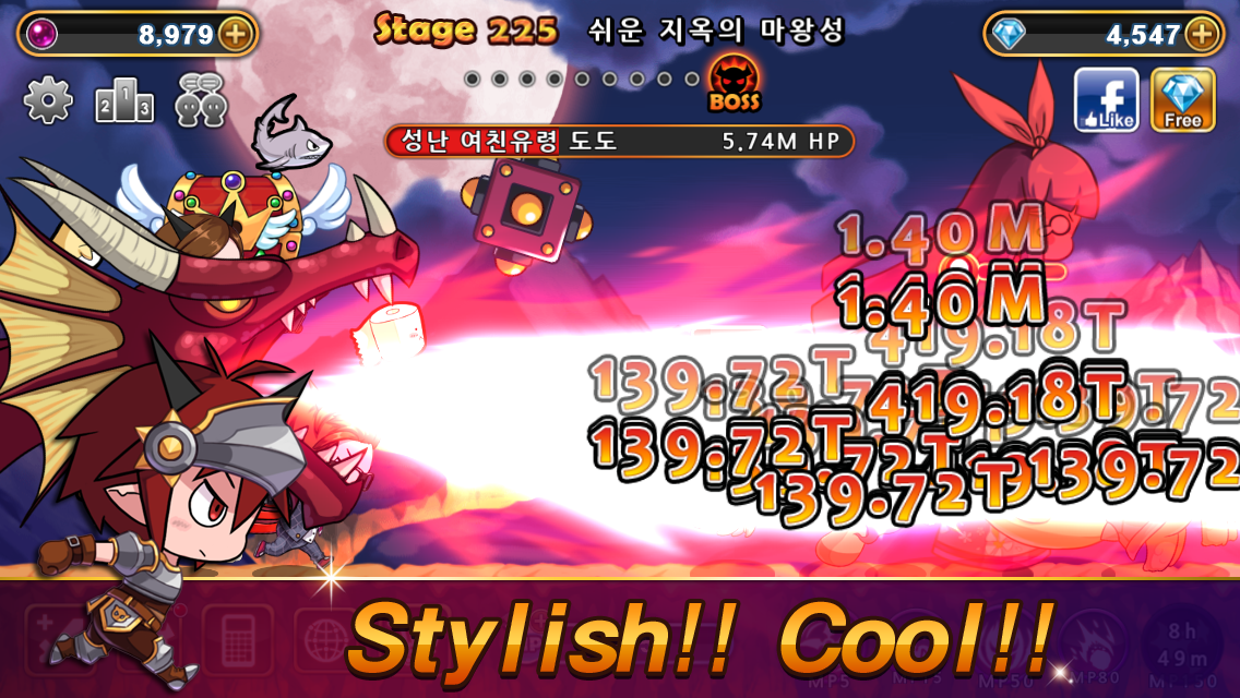 Armpit Hero: King of Hell Screenshot 3