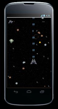 Asteroid Shooter apk screenshot