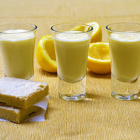 Lemon Possets