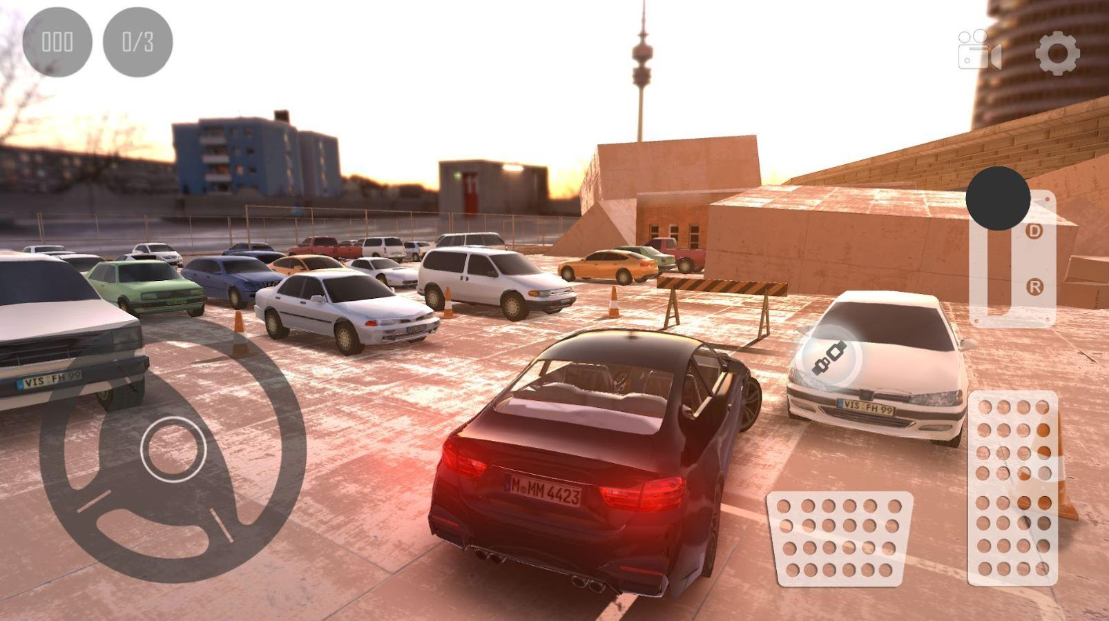 Real Car Parking 2017 Street 3D Screenshot 3