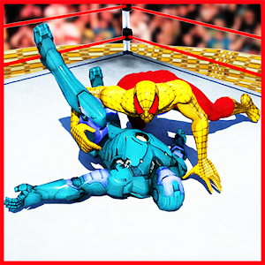 Download Grand Superheroes Ring Battle for PC