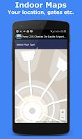 Screenshot of Atlanta Flight Information