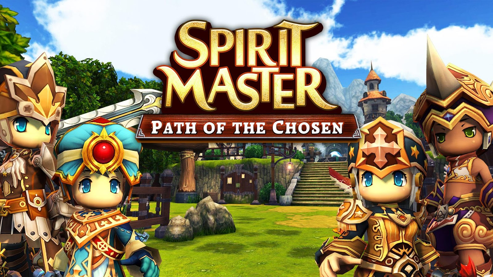 Spirit Master Screenshot 5