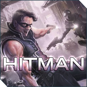 XPERIA™ Hitman Theme