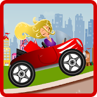 Car Racing with a Fashion Girl For PC (Windows And Mac)