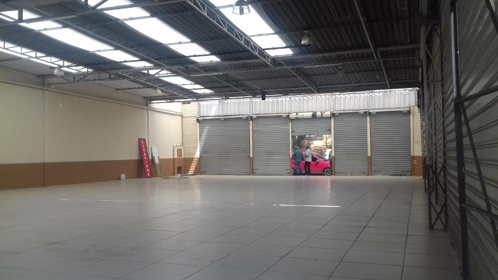 Galpão à venda ou locação, 515 m² - Vila Arens I - Jundiaí/SP
