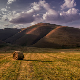 Valley of Shadow by Emanuele Zallocco - Landscapes Mountains & Hills