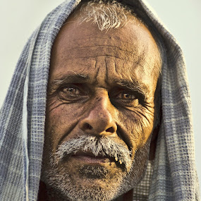 marwadi man by Divnoor Buttar - People Portraits of Men ( indian, marwadi, men, people, rajasthani )