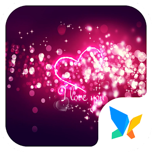 Download free Love you 91 Launcher Theme for PC on Windows and Mac