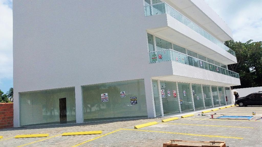 Sala comercial para locação, Bessa, João Pessoa - SA0140.