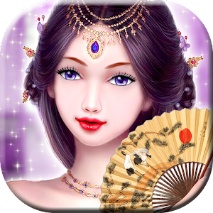 Chinese Dressup & Makeup salon - Royal Princess For PC (Windows & MAC)