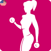 App Lose Weight Fitness:Women apk for kindle fire