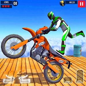 Bike Stunt Games 2019 For PC / Windows 7/8/10 / Mac – Free Download