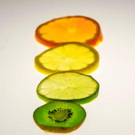 Fruit by Jonny Fisher - Novices Only Objects & Still Life