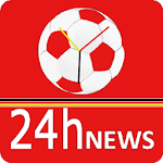 24h News Manchester United APK Image