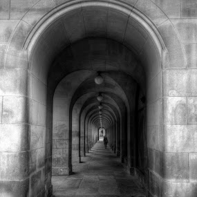 eternity by Gokhan Bayraktar - Black & White Street & Candid ( blackandwhite, stetersquare, manchester,  )