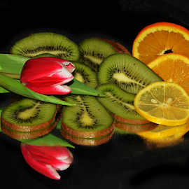 citrus with the tulip by LADOCKi Elvira - Food & Drink Fruits & Vegetables