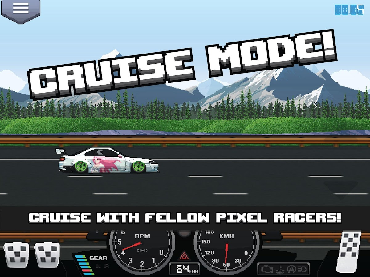 Pixel Car Racer Screenshot 10