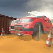 American Suburban SUV Driving APK for Bluestacks