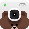 LINE Camera: Animated Stickers for Lollipop - Android 5.0