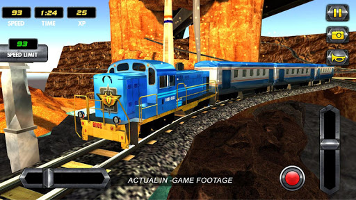 Train Simulator Uphill Drive - screenshot