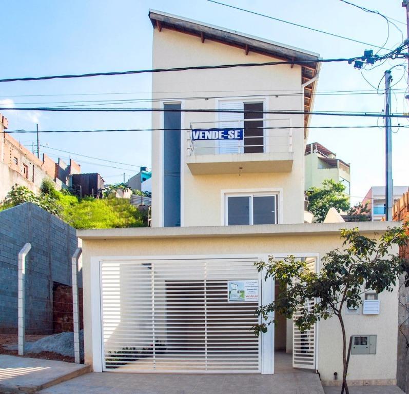 Casa com 3 dormitórios à venda, 134 m² por R$ 532.000 - Parque Ribeiro de Lima - Barueri/SP