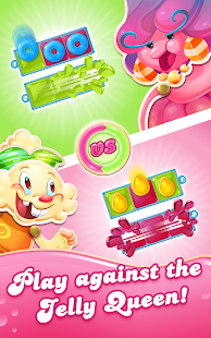 Candy Crush Jelly Saga APK Descargar