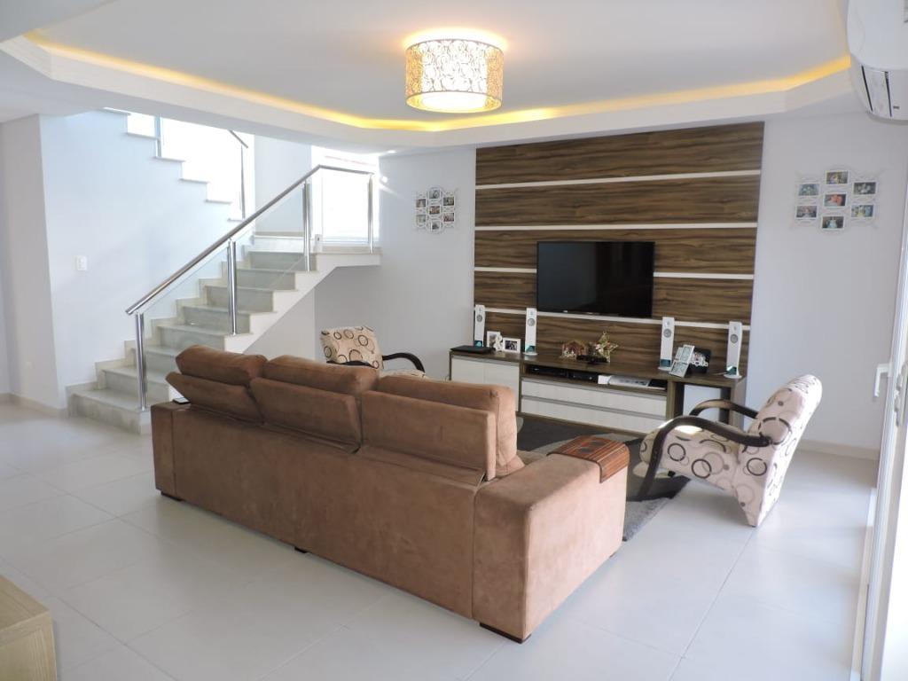 Casa em condomínio à Venda - Loteamento Villa Branca