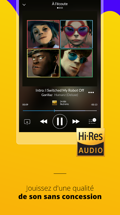 streaming musical quel service choisir spotify deezer play musique apple music. Black Bedroom Furniture Sets. Home Design Ideas