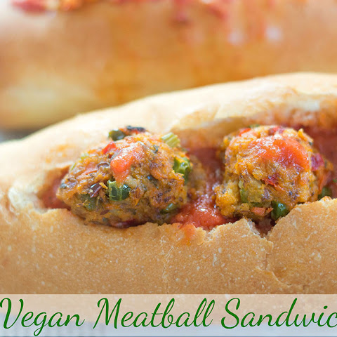 Easy Meatball Sandwich Recipe For Vegans