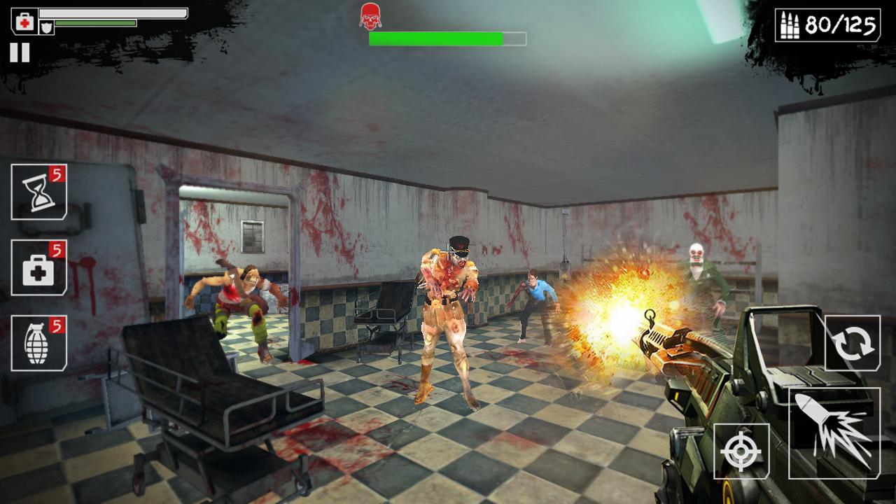 Dead Zombies - Shooting Game Screenshot 3