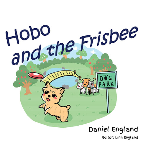 Hobo and the Frisbee cover